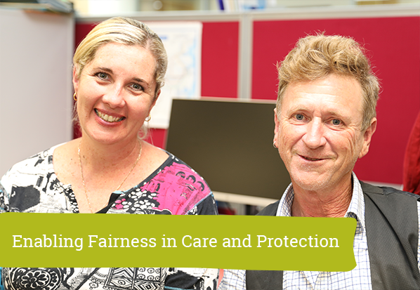 Enabling Fairness in Care and Protection