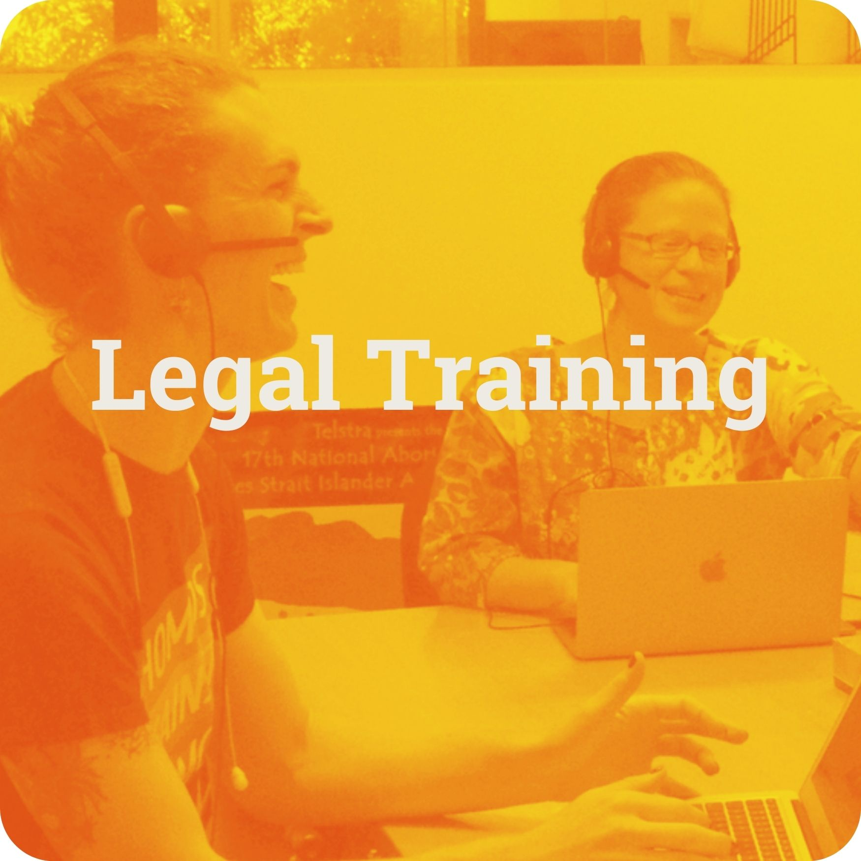 Legal training
