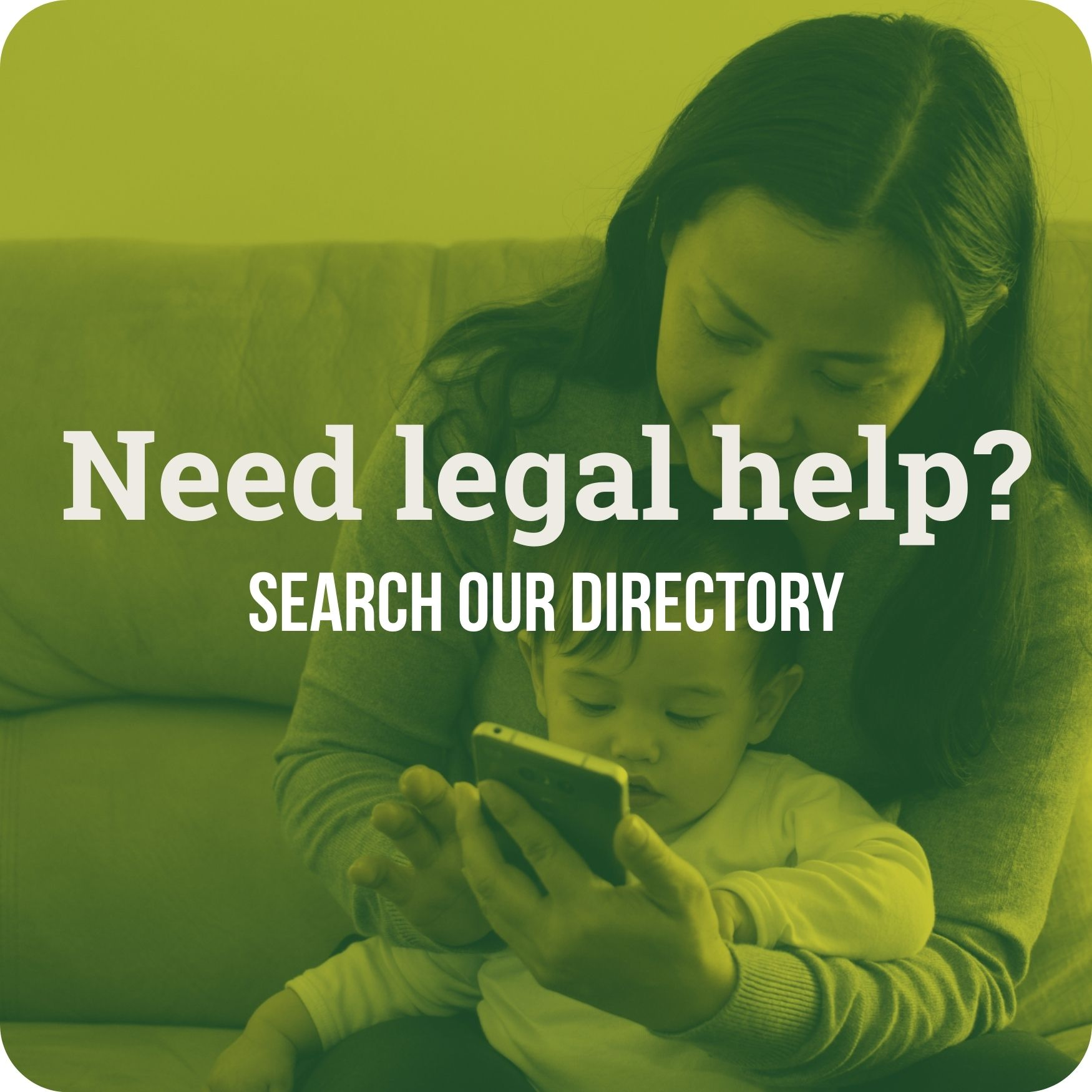 Need legal help? Search our directory